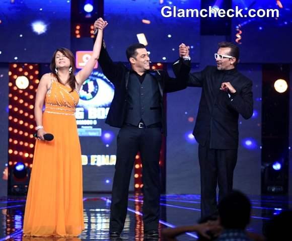 Bigg Boss Season 6 Winner Urvashi Dholakia