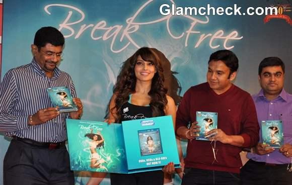 Bipasha Basu Dance Workout DVD Break Free launch