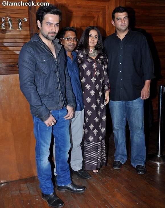 Cast of Ghanchakkar Wrap-up Bash in Mumbai