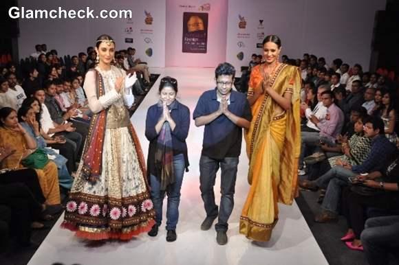 Chaitali Biplab collection Bangalore Fashion Week Summer Showers 2013