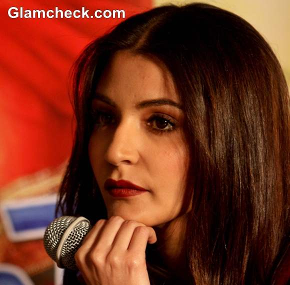 DIY Anushka Sharma Winter Makeup