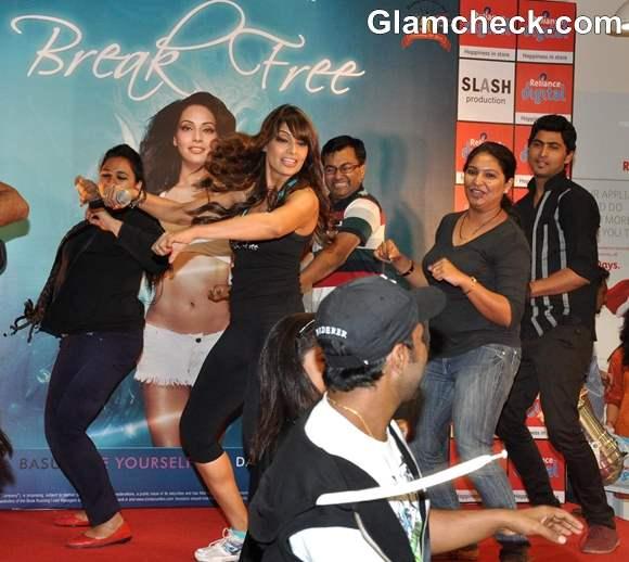 Dance Workout DVD Break Free Bipasha Basu