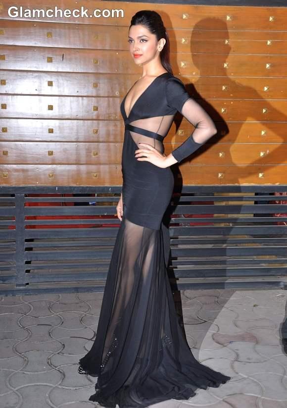 Deepika Padukone Filmfare Awards 2013