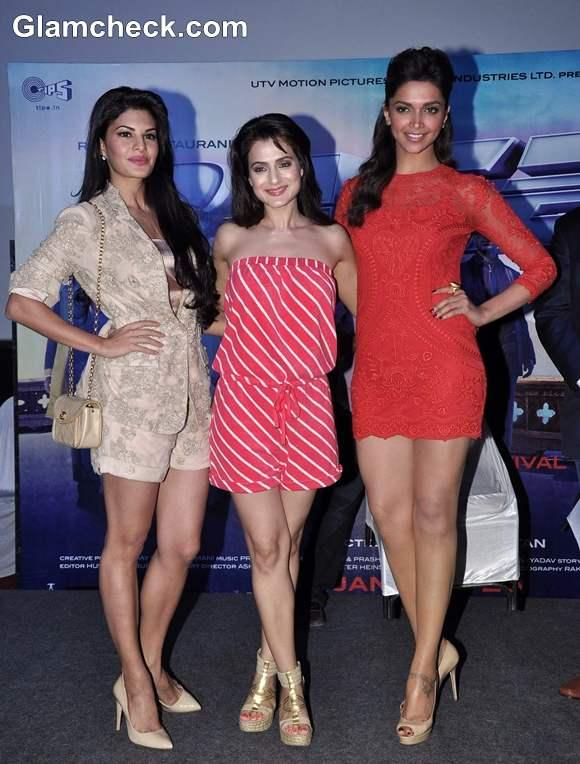Deepika Padukone Hot in Race 2