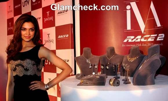 Deepika Padukone Launches Tanishq Fashion Jewellery Range