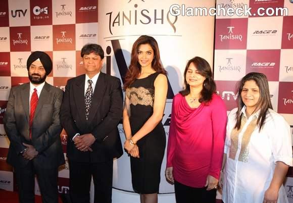 Deepika Padukone Launches Tanishq Fashion Jewellery