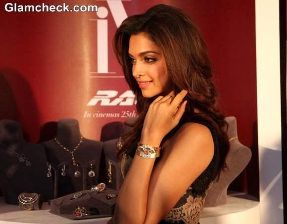 Deepika Padukone Tanishq Fashion Jewellery Range