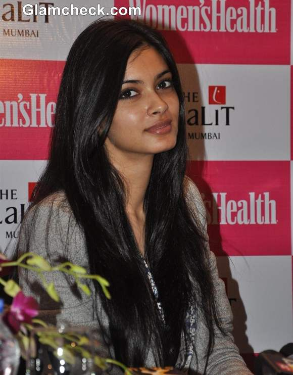 Diana Penty at the Launch of Womens Health Magazine
