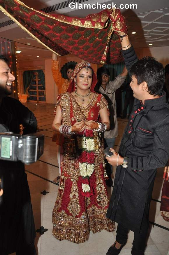 Director Mohit Suri And Udita Goswami get married