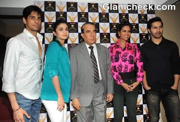 Esha Gupta at 2013 Stardust Awards Announcement