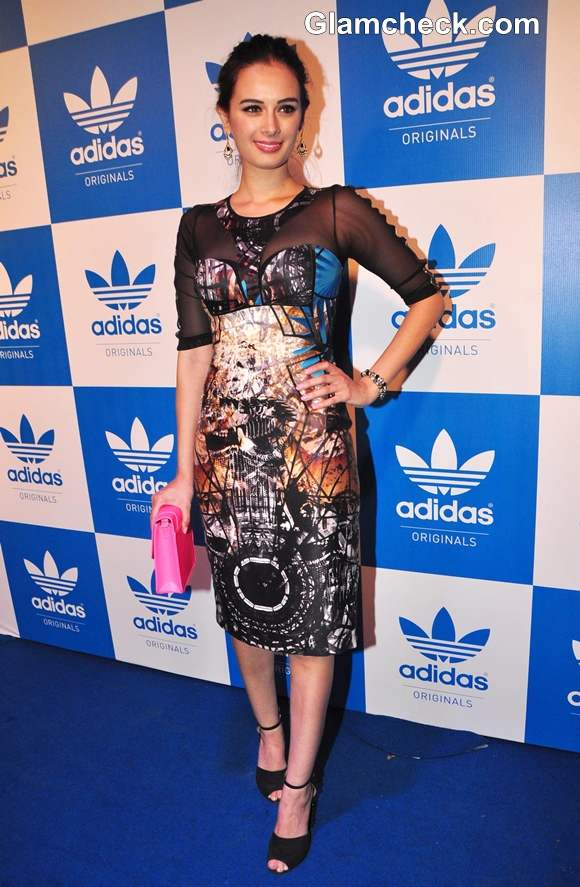 Evelyn Sharma Bash With Rapper Snoop Dogg Hosted By Adidas