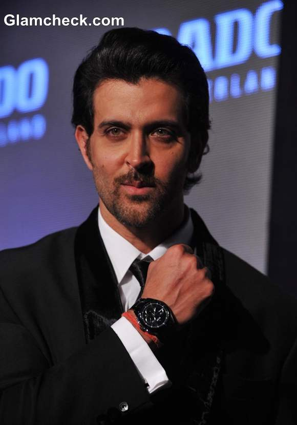 Hrithik Roshan 2013 RADO Watch Collection