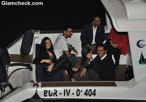 Hrithik Roshan Birthday celebration On Yacht