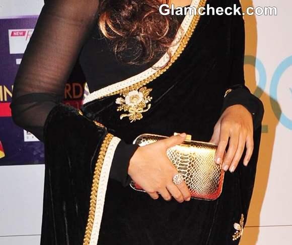 Huma Quereshi at Zee Cine Awards 2013