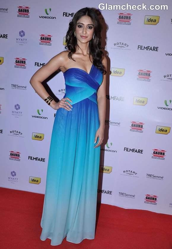 Ileana DCruz  2013 at 58th Idea Filmfare Awards Nominations