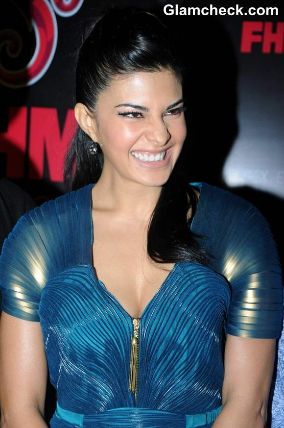Jacqueline Fernandez At Sol Beer Launch At Royalty Pub Bandra