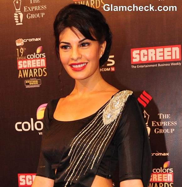 Jacqueline Fernandez At 19th Annual Colors Screen Awards