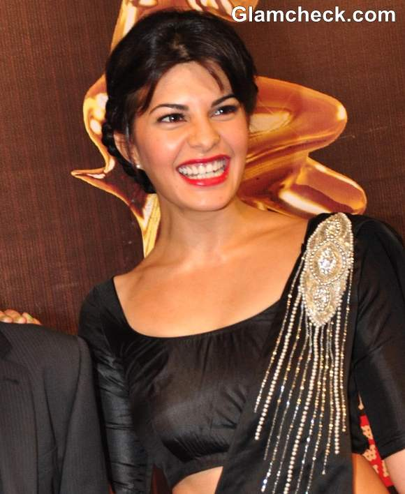 Jacqueline Fernandez At 2013 Annual Colors Screen Awards