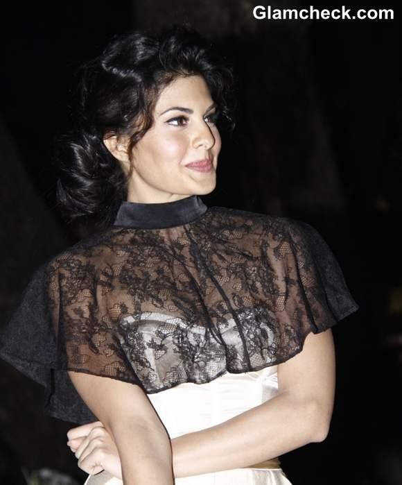 Jacqueline Fernandez Celebrates New Audi Showroom Launch
