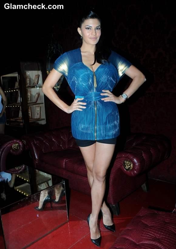 Jacqueline Fernandez SOL Beer Launch At Royalty Pub, Bandra