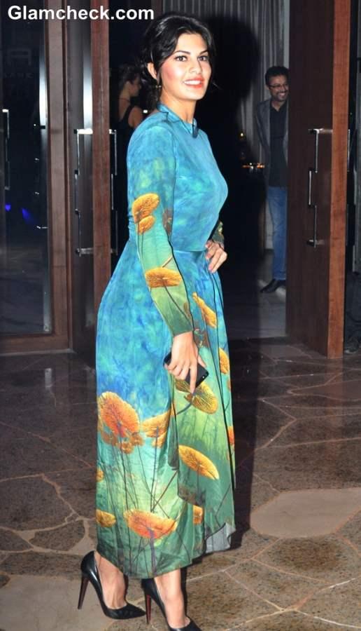 Jacqueline Fernandez at Enigma Launch 2013