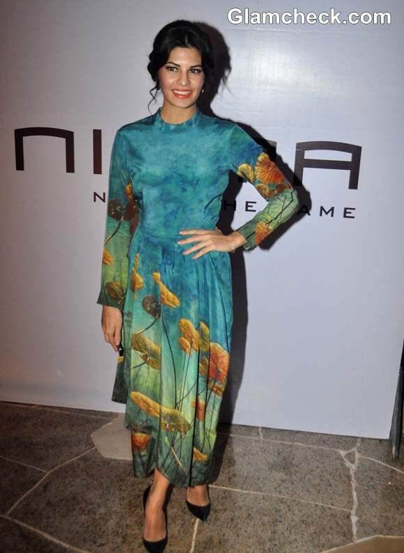 Jacqueline Fernandez at Enigma Launch