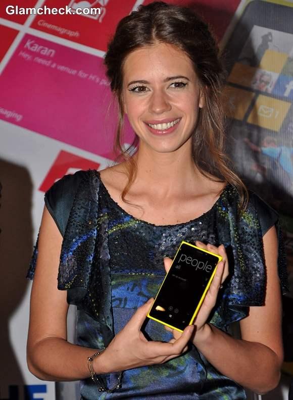 Kalki Koechlin Launches Nokia Nex Gen Lumia Smart Phones-2