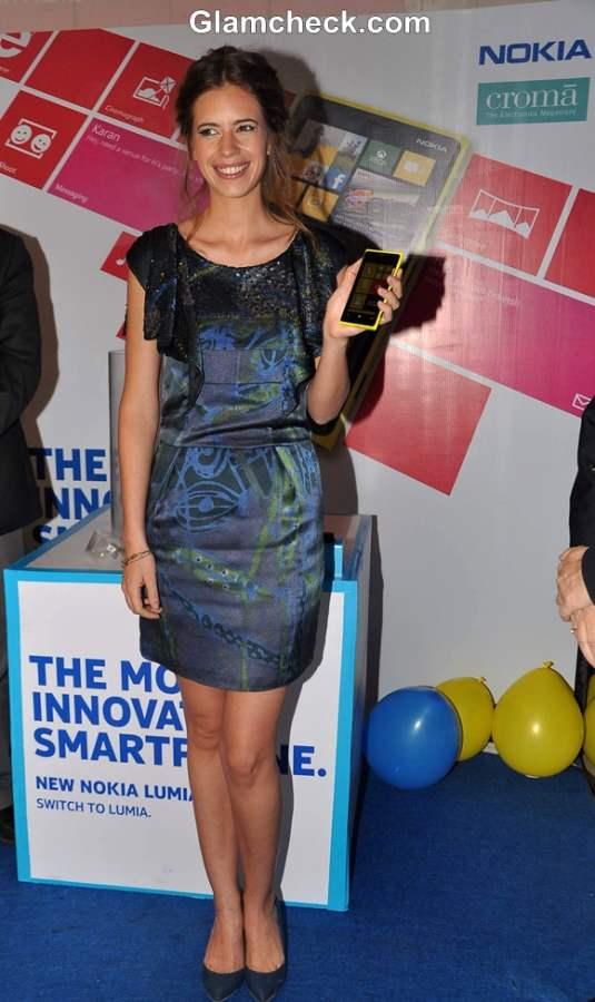 Kalki Koechlin Nokia Nex Gen Lumia Smart Phones launch