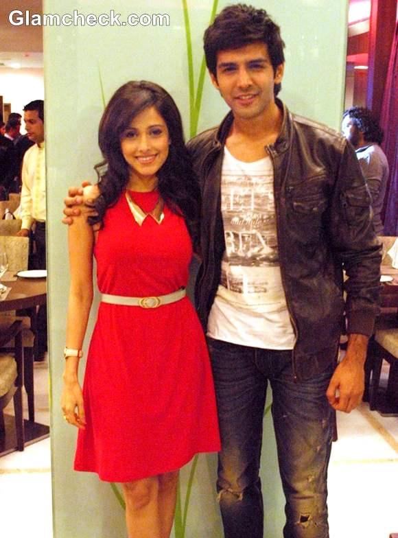 Kartik Tiwari and Nushrat Bharucha film Akaash vani