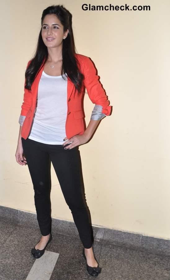 Katrina Kaif casual style 2013