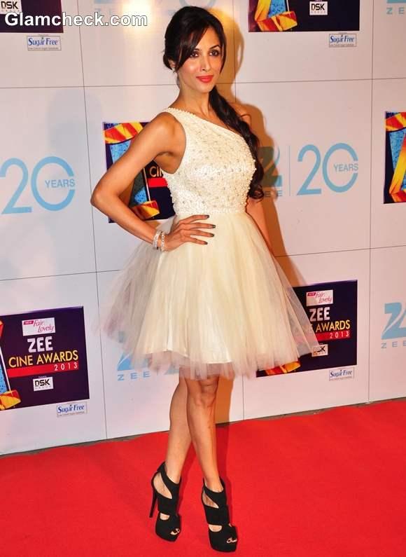 Malaika Arora Khan 2013 dress