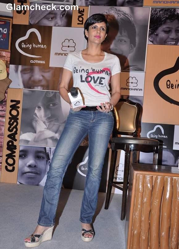 Mandira Bedi Being Human Clothing Line Launch