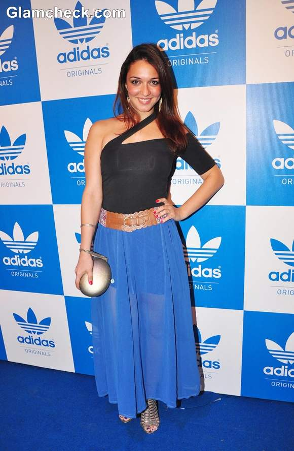 Nauheed Cyrusi Bash With Rapper Snoop Dogg Hosted By Adidas