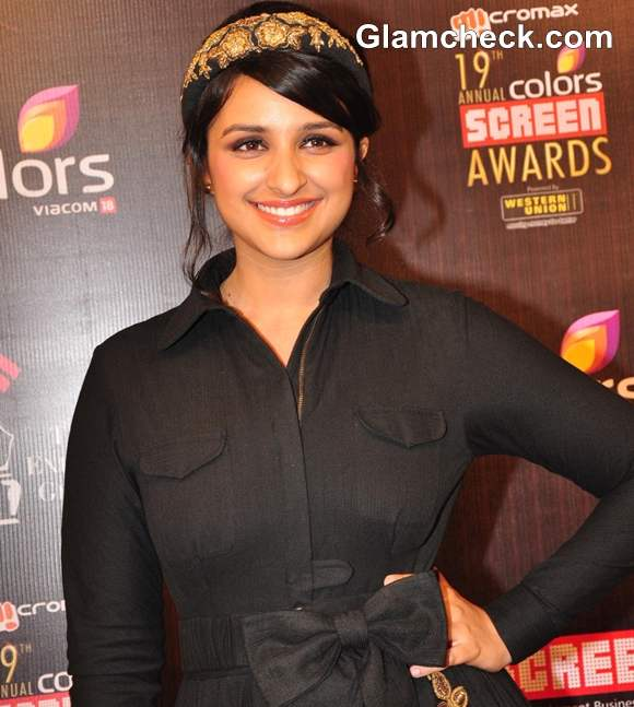Parineeti Chopra 2013 Annual Colors Screen Awards
