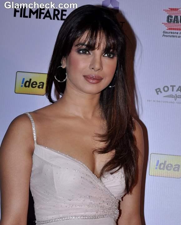 Priyanka Chopra 2013 58th Idea Film Fare Award Nominations
