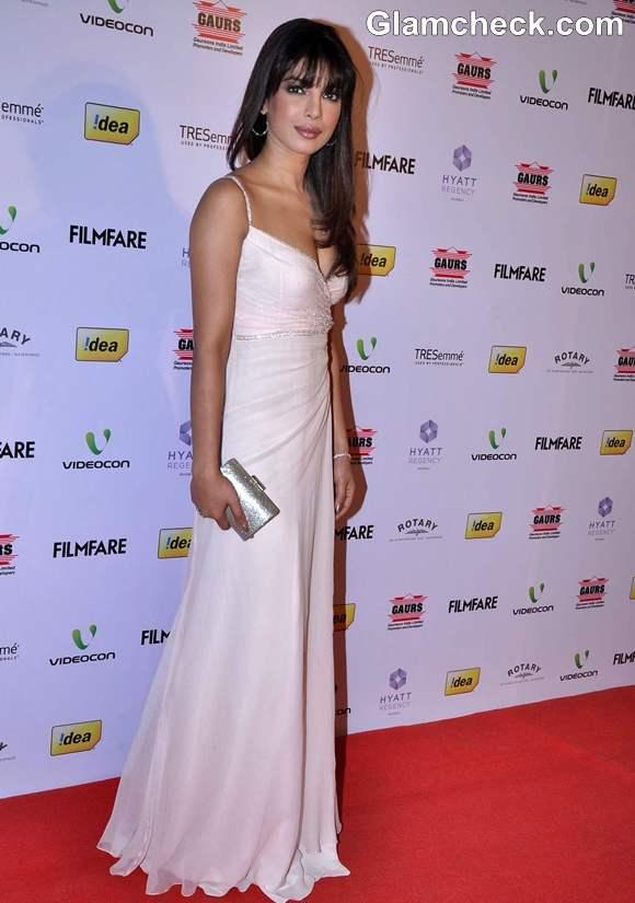 Priyanka Chopra 2013 Film Fare Award Nominations
