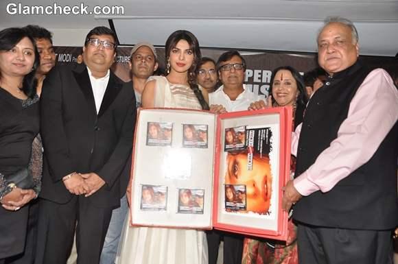 Priyanka Chopra at Launches Deewana Main Deewana Music in Mumbai