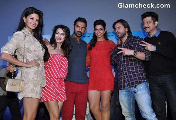 Race 2 movie 2013 promotions