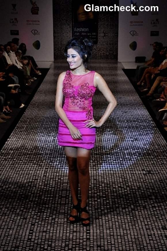 Ramesh Dembla Bangalore Fashion Week Summer Showers 2013