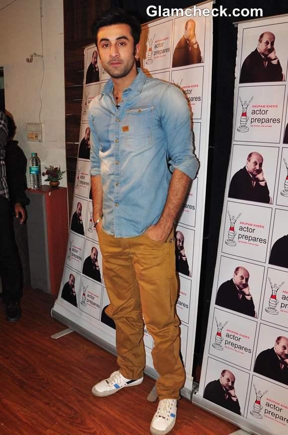 Ranbir Kapoor for Actor Prepares