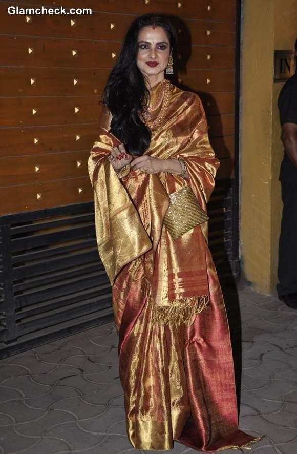 Rekha filmfare awards 2013
