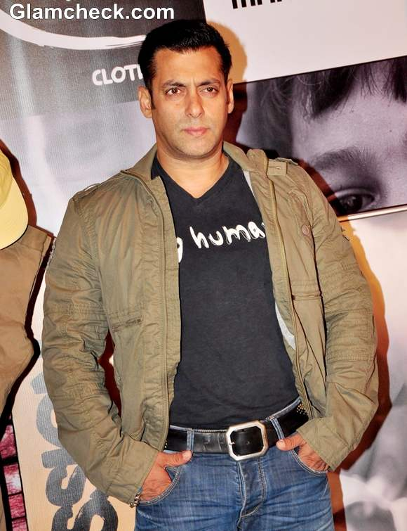 Salman Khan At Being Human Clothing Line Launch