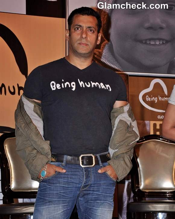 Salman Khan Being Human Clothing Line Launch