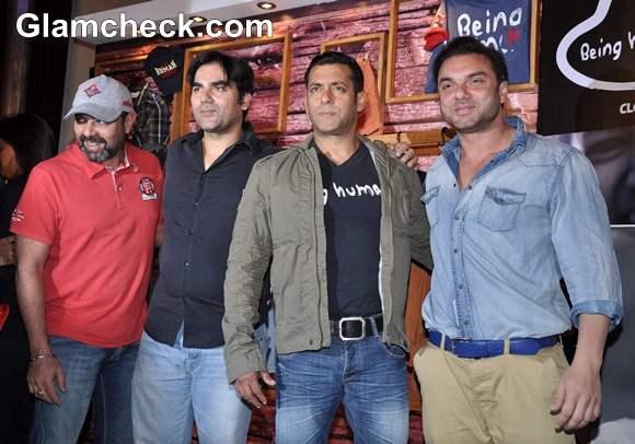 Salman Khan Being Human Clothing Line
