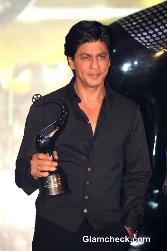 Shahrukh Khan Times of India Film Awards launch