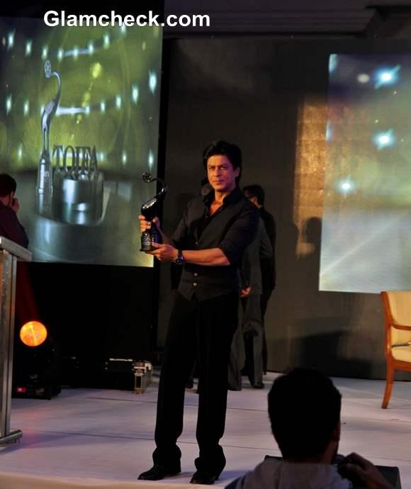 Shahrukh Khan Times of India Film Awards