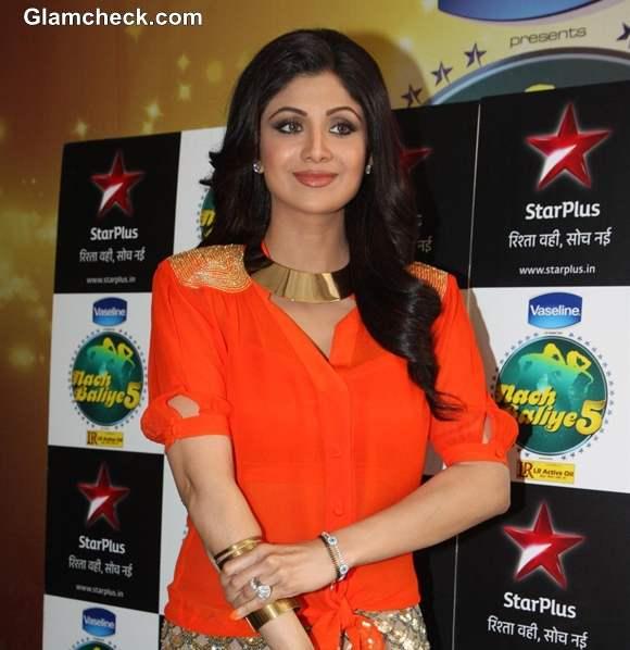 Shilpa Shetty 2013 Nach Baliye 5