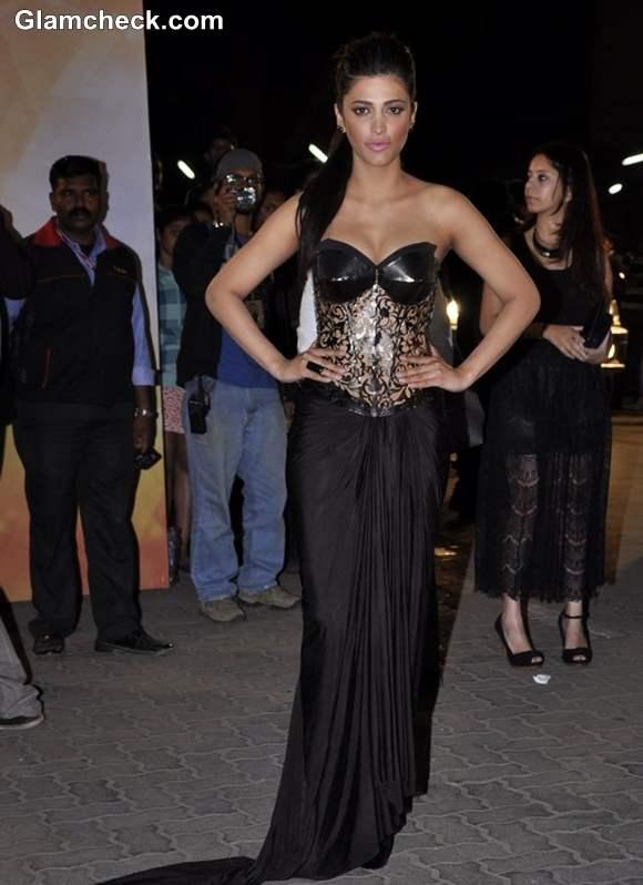 Shruti Haasan filmfare awards 2013