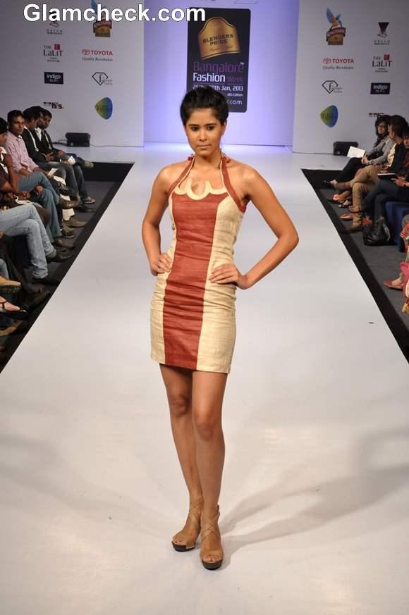 Shweta Shill Pankaj Kumar Bangalore Fashion Week Summer Showers 2013