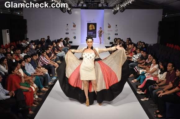 Shweta Shill Pankaj Kumar show Bangalore Fashion Week Summer Showers 2013